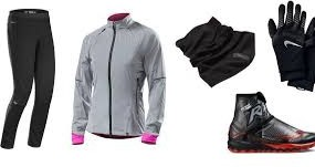 Weatherproof Workout Gear
