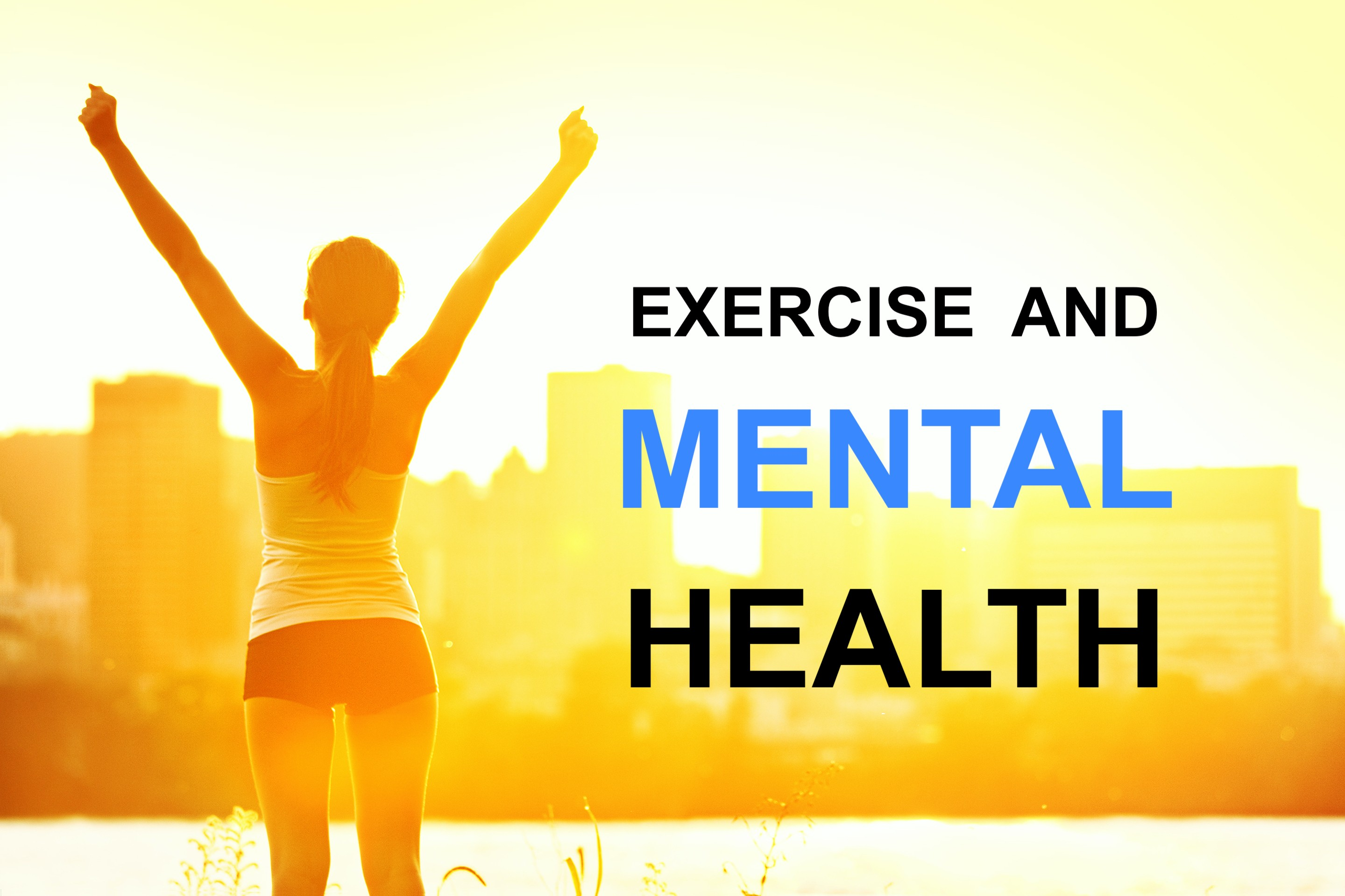 Can Exercise Improve Mental Health