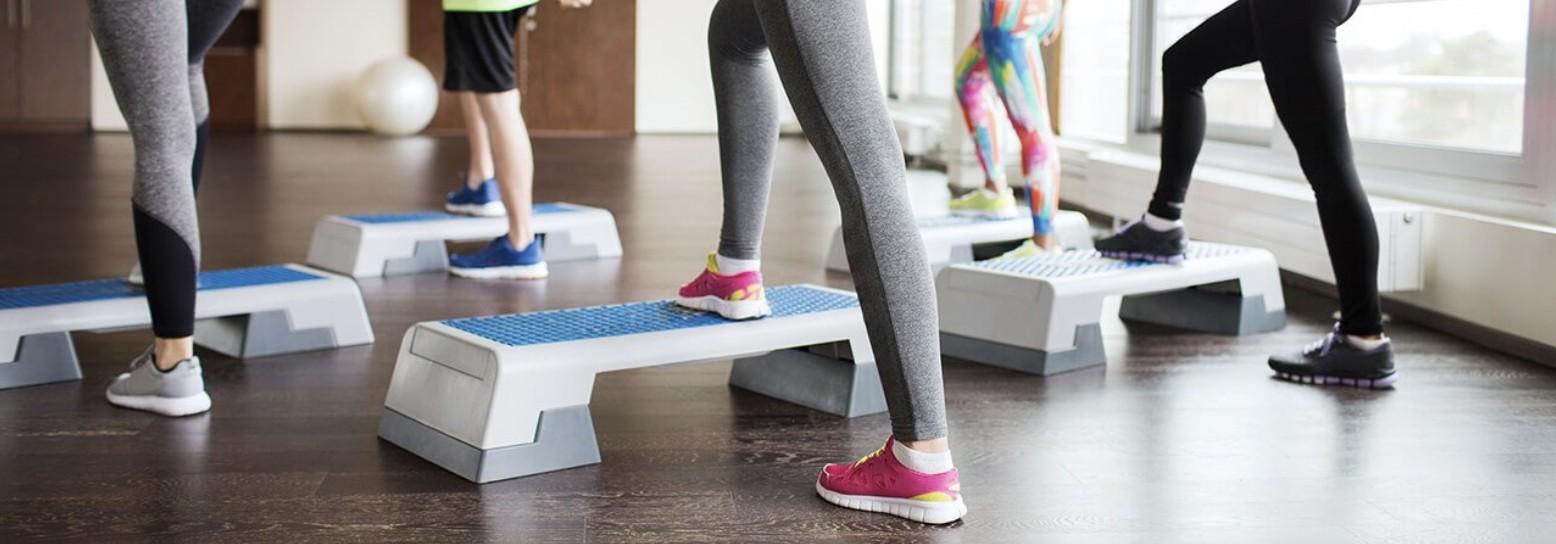 Adjustable Step Platform